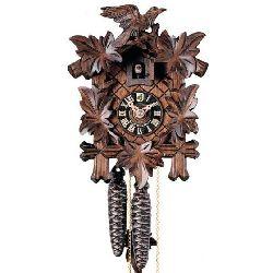 kuckucksuhren_Nr-H00B03T__original-schwarzwaelder-kuckucksuhr-1-tag-mechanik-enzian-handbemalt-24cm