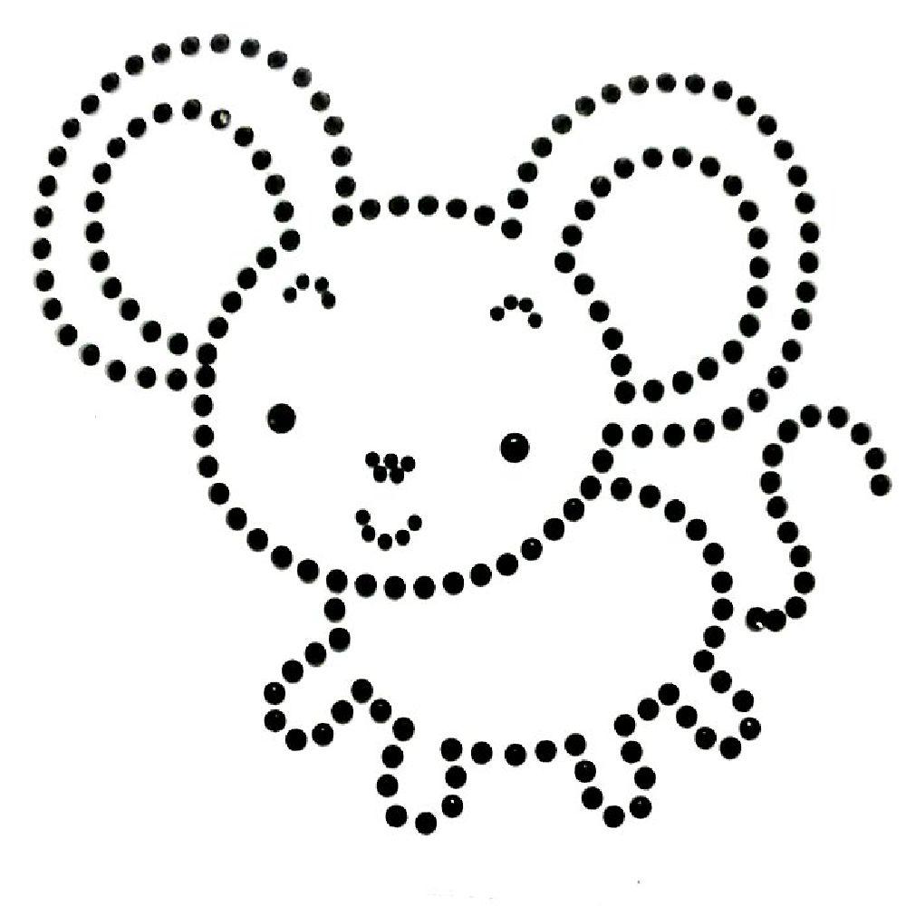 Artikel Nr-H00B21N-4__strass-applikation-maus,-buegelmotiv,-buegelbild,-aufbuegler-maus-buegelmotiv-buegelbild