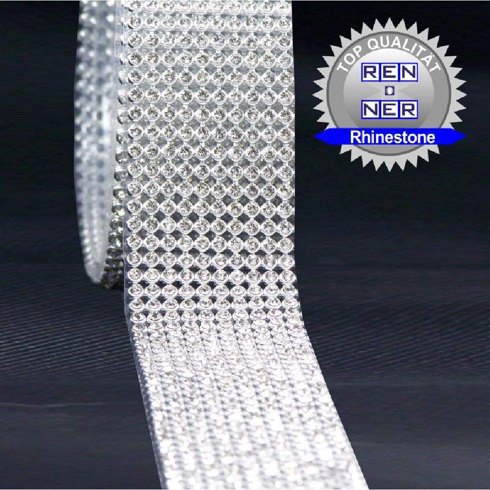 Artikel Nr-H00B72N-4__60cm-10-reihige-hotfix-strassband-mit-klaren-glaenzenden-strassteinen.-(lieferumfang-1-x-60cm)-10-reihige-strassteinen-lieferumfang