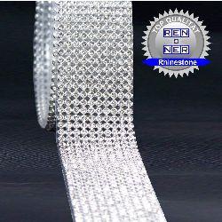 strassmatten_Nr-H00B72N__60cm-4-reihige-hotfix-strassmatte-klaren-glaenzenden-strassteinen-lieferumfang-1-x-60cm