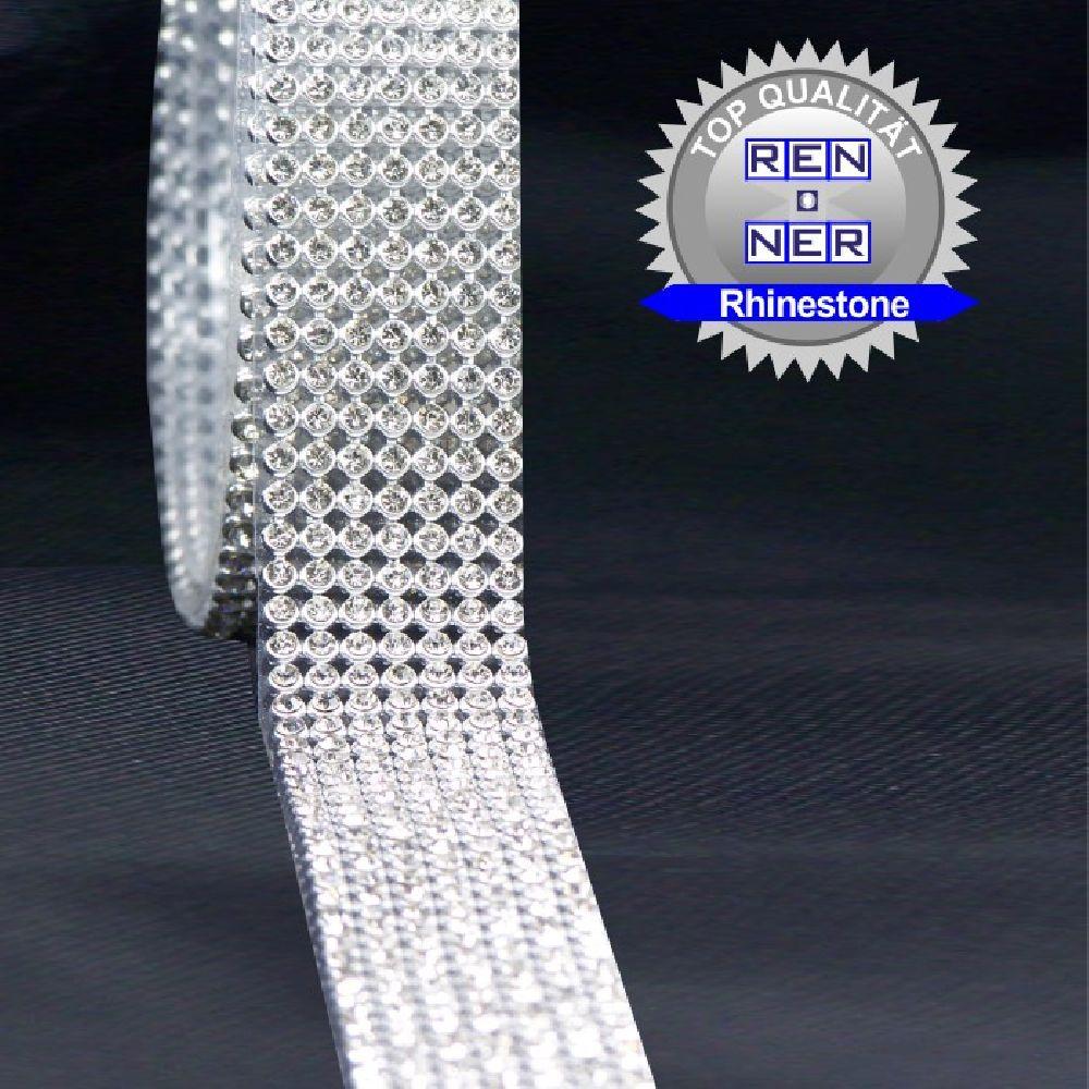 Artikel Nr-H01B09N-4__60cm-7-reihige-hotfix-strassband-mit-klaren-glaenzenden-strassteinen.-(lieferumfang-1-x-60cm)-7-reihige-strassteinen-lieferumfang