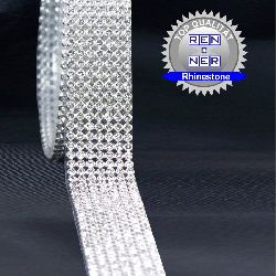strassmatten_Nr-H01B09N__60cm-4-reihige-hotfix-strassmatte-klaren-glaenzenden-strassteinen-lieferumfang-1-x-60cm
