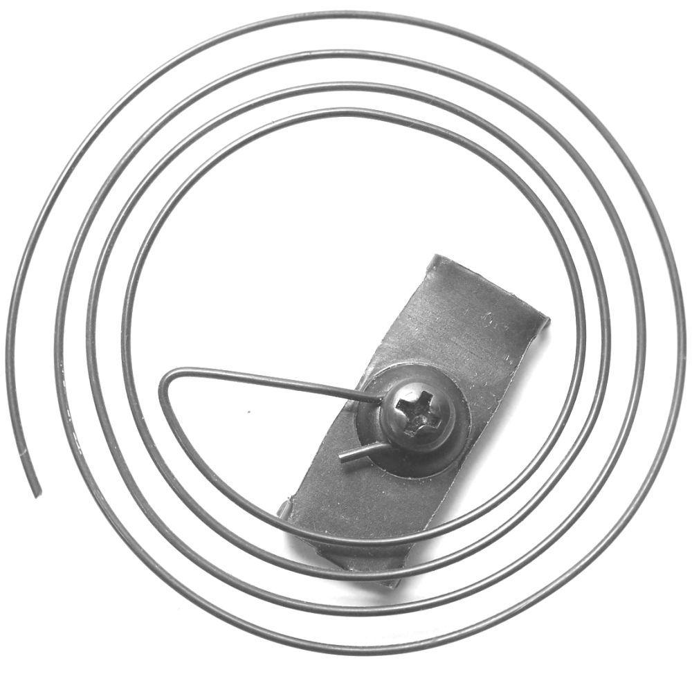 Artikel Nr-H01B50N-0__uhren-tonfeder-100mm-aus-stahldraht,-komplett-mit-befestigungslasche.