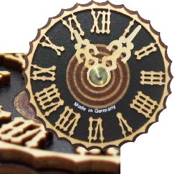 Artikel Nr-H01B55N-0__90mm-ziffernblatt-mit-holz-zeiger-holzzahlen-fuer-kuckucksuhren-schwarzwalduhren-cuckoo-clock-holz-zeiger