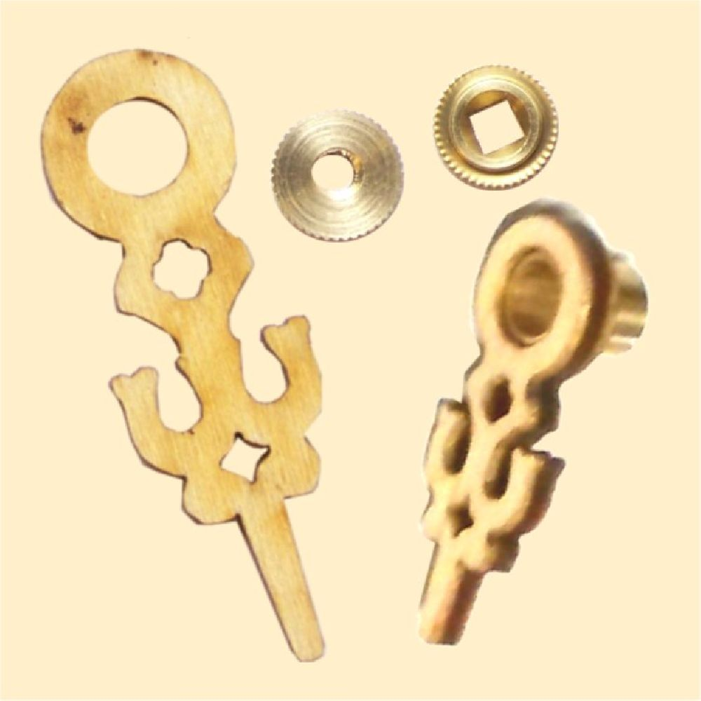 Artikel Nr-H01B72N-4__edle-stabile-zeiger-fuer-kuckucksuhren-aus-holz.-ziffernblatt-mit-60mm-durchmesser-inkl.-schraube-vierkant-holz-inkl