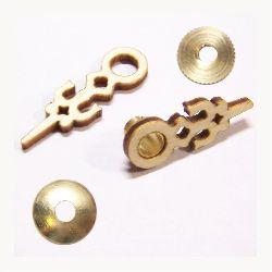 Artikel Nr-H01B73N-0__hochwertige-edle-dreischichtige-holz-zeiger-fuer-kuckucksuhren-mit-einem--ziffernblatt-durchmesser-von-60mm.-inklusive-zeigermutter-und-zeigerscheibe-in-messing.-holz-zeiger-ziffernblatt-durchmesser-60mm-messing