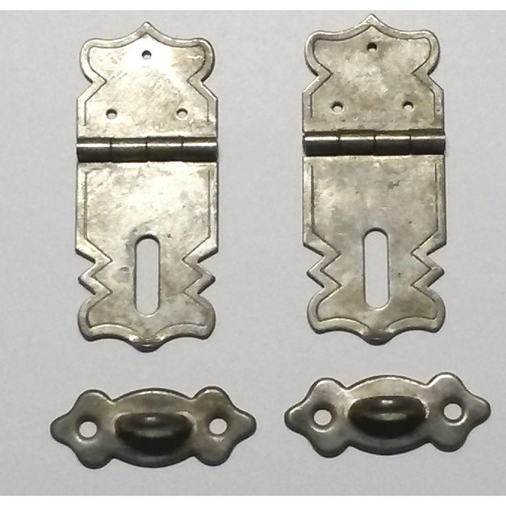 Artikel Nr-H02B25N-4__mini-eisen-beschlag-scharnier-verschluss-moebelbeschlag-set-4-tlg.-4-tlg