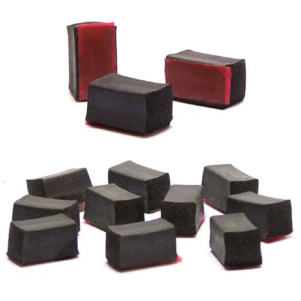 Artikel Nr-H02B41N-4__20x-gummipuffer-gummifuesse-anschlagpuffer-gummi-abstandhalter-selbstklebend