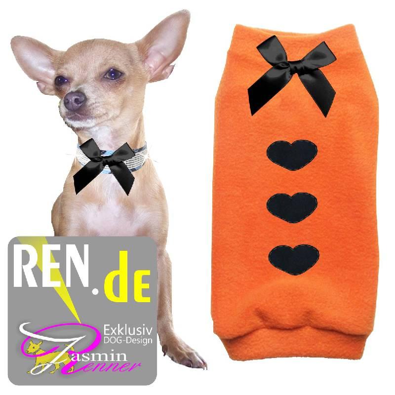 Artikel Nr-H09T31B-4__xxs,-designer-pulli-fuer-hunde-in-orange-aus-fleecestoff.-fleecestoff