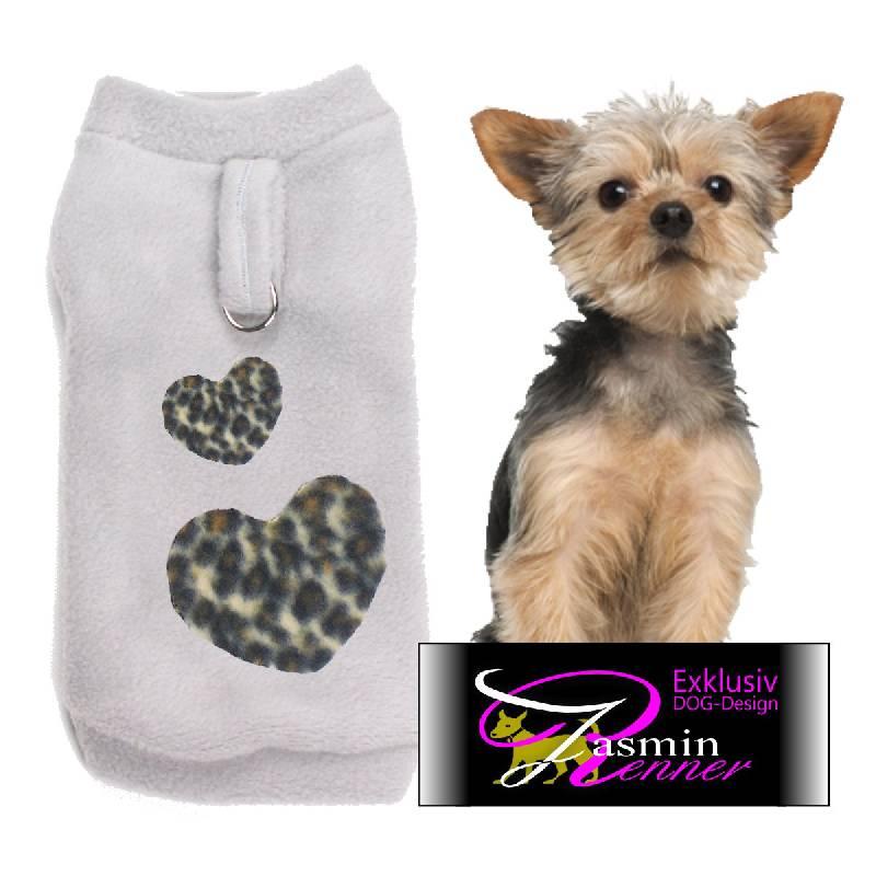halsband f r hunde mit metall herz 11 20 4 reihig braun kleine hunde strass pur. Black Bedroom Furniture Sets. Home Design Ideas