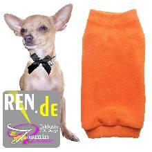 Artikel Nr-H09T37B-0__xxs,-entzueckender-hundepullover-in-der-farbe-orange-aus-fleece-stoff.-fleece-stoff