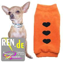 Artikel Nr-H09T98B-0__xxs,-designer-pulli-fuer-kleine-hunde-in-der-farbe-orange-aus-qualitaets-fleece.-qualitaets-fleece