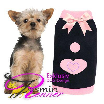 hundepullover_Nr-H10T12B__flauschiger-pullover-kaputze-u-herz-der-farbe-schwarz-pink-aus-qualitaets-fleecestoff-leinenring