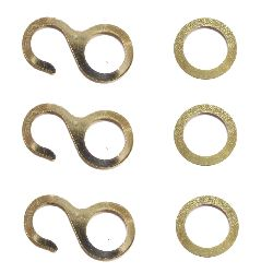 Artikel Nr-H19T87A-0__3x-set-bestehend-aus-oese-und-haken-vermessingt-fuer-uhrenketten