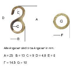 Artikel Nr-H19T87A-1__3x-set-bestehend-aus-oese-und-haken-vermessingt-fuer-uhrenketten