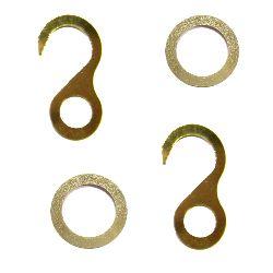 uhrenketten_Nr-H19T89A__3x-set-bestehend-aus-oese-haken-vermessingt-fuer-uhrenketten
