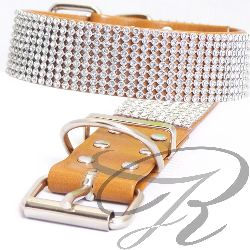 strasshalsbaender_Nr-H67T43B__30mm-hundehalsband-strass-9-reihig-schoenen-beige