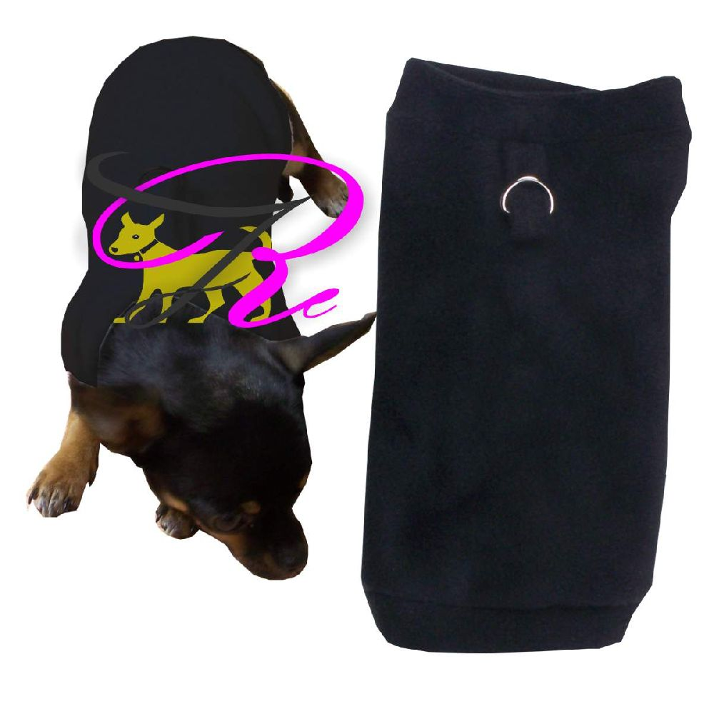 Artikel Nr-H70T27B-0__flauschiger-s-pullover-fuer-kleine-hunde-in-der-farbe-black-aus-qualitaets-fleecestoff-mit-leinenring.