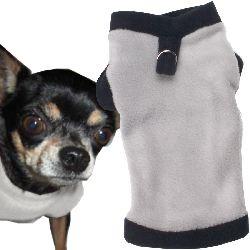 hundepullover_Nr-H71T28B__toller-hundepullover-der-farbe-grau-schwarzem-kragen-buendchen-aus-qualitaets-fleece-leinenring