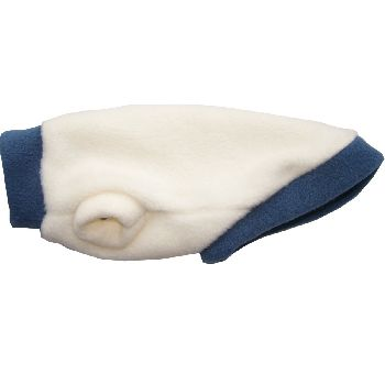 Artikel Nr-H80T63B-1__xxs,-flauschiger-pullover-fuer-kleine-hunde-in-der-farbe-weiss-blau-aus-qualitaets-fleecestoff-mit-leinenring.-weiss-blau-qualitaets-fleecestoff-leinenring