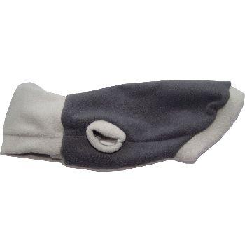 Artikel Nr-H80T79B-1__xxs,-flauschiger-pullover-mit-kaputze,-herz-und-schleife-in-der-farbe-grau-aus-qualitaets-fleecestoff-leinenring.-kaputze-qualitaets-fleecestoff-leinenring