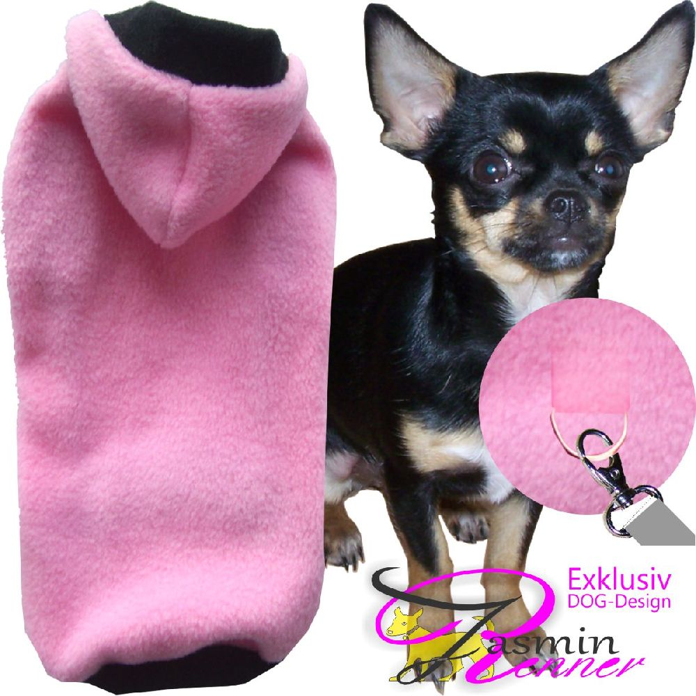 Artikel Nr-H81T07B-4__xxs,-flauschiger-pullover-mit-kaputze-in-der-farbe-rosa-schwarz-aus-qualitaets-fleecestoff-leinenring.-rosa-schwarz-qualitaets-fleecestoff-leinenring