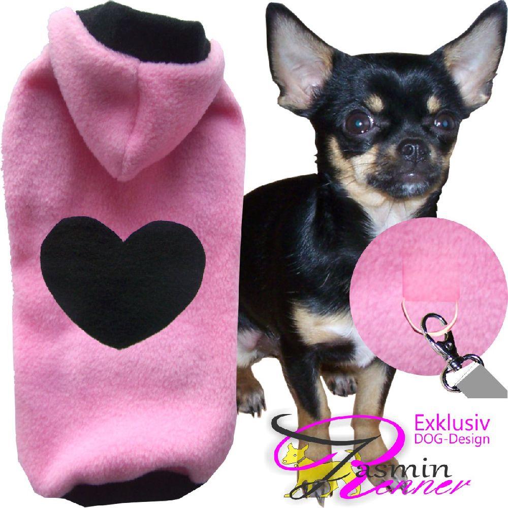 Artikel Nr-H81T11B-4__xxs,-flauschiger-pullover-mit-kaputze-u.-herz-in-der-farbe-rosa-schwarz-aus-qualitaets-fleecestoff-leinenring.-u-rosa-schwarz-qualitaets-fleecestoff-leinenring