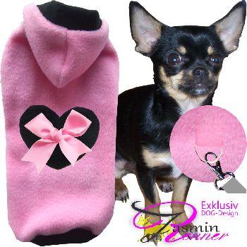 Artikel Nr-H81T15B-0__xxs,-flauschiger-pullover-mit-kaputze,herz-und-schleife-in-der-farbe-rosa-schwarz-aus-qualitaets-fleecestoff-leinenring.-kaputzeherz-rosa-schwarz-qualitaets-fleecestoff-leinenring