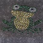 Artikel Nr-H00B25N-1__metall-studs-mit-strass,-buegelbild-frosch