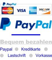 paypal zahlung möglich